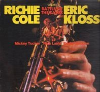 Eric Kloss / Richie Cole - Battle Of The Saxes, Vol.1