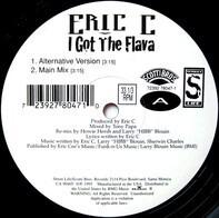 Eric C - I Got the Flava