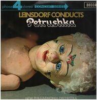 Erich Leinsdorf , New Philharmonia Orchestra - Petrushka (Version Of 1911) (A Burlesque In Four Scenes)
