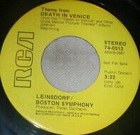Erich Leinsdorf / Boston Symphony Orchestra - Death In Venice