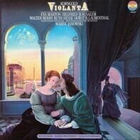 Erich Wolfgang Korngold / Éva Marton • Siegfried Jerusalem , Walter Berry - Violanta