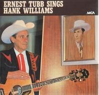 Ernest Tubb - Ernest Tubb Sings Hank Williams