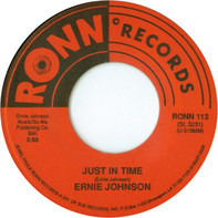 Ernie Johnson - Just In Time / Forever