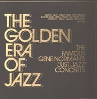Erroll Garner, Stan Getz, Nat King Cole... - The Golden Era Of Jazz