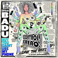 Erykah Badu - But You Caint Use My Phone (vinyl)
