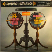 Esquivel And His Orchestra - Four Corners of the World