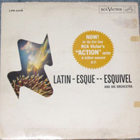 Esquivel And His Orchestra - Latin-Esque