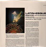Esquivel & His Orchestra - Latin-Esque