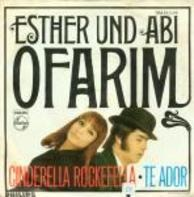 Esther & Abi Ofarim - Cinderella Rockefella