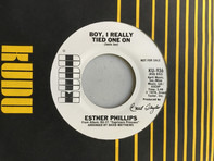 Esther Phillips - Boy, I Really Tied One On