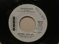Esther Phillips - Justified