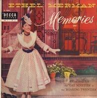 Ethel Merman - Memories