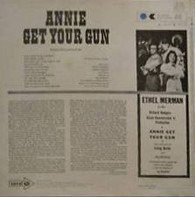 Ethel Merman With Ray Middleton - Annie Get Your Gun - The Original Cast Album