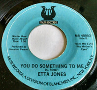 Etta Jones - You Do Something To Me