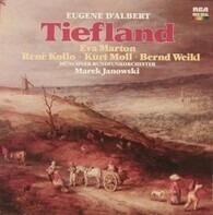 Eugen D'Albert/ Éva Marton , René Kollo, Kurt Moll, Bernd Weikl - TIEFLAND