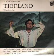 Eugen D'Albert - Tiefland, Wiener Symph, Moralt