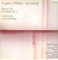 Eugen d'Albert - Klavier und Orchester Nr.2, Violoncello und Orchester