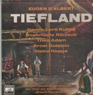 Eugen d'Albert - Tiefland (Paul Schmitz, Kuhse, Rönisch,..)