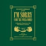 Eugene Mirman - I'm Sorry -Box-