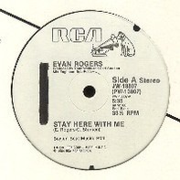 Evan Rogers - Stay Here With Me