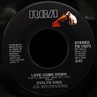 Evelyn King - Love Come Down