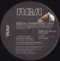 Evelyn King - Slow Down