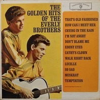 Everly Brothers - The Golden Hits Of The Everly Brothers