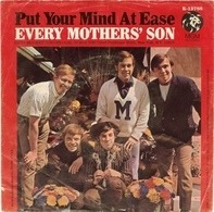 Every Mothers' Son - Put Your Mind At Ease