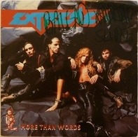 Extreme - More Than Words (Remix) / Nice Place To Visit (Vinyl Single)
