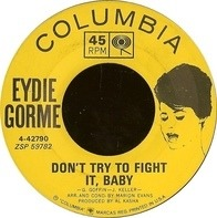 Eydie Gormé - Don't Try To Fight It, Baby / Theme From 'Light Fantastic'