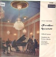 F. Schubert - Quintet For Piano,.-180gr