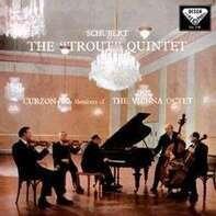 F. Schubert - Quintet For Piano,.-180gr