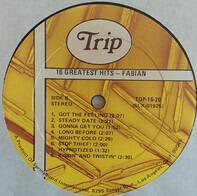 Fabian - 16 Greatest Hits