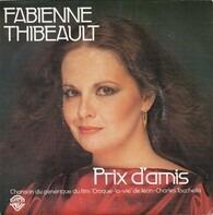 Fabienne Thibeault - Prix D'Amis