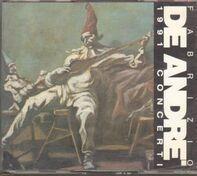 Fabrizio De André - 1991 Concerti