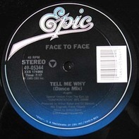 Face To Face - Tell Me Why