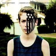 Fall Out Boy - American Beauty/American Psycho (vinyl)