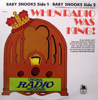 Fanny Brice - When Radio Was King! (Baby Snooks With Fanny Brice)