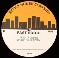 'Fast' Eddie Smith - Acid Thunder