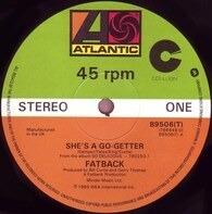 Fatback - She's A Go-Getter