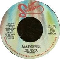 Fat Boys - Sex Machine / Human Beat Box, Part III