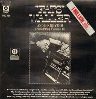 Fats Waller - And his Rythm (1937/38) Vol. 13