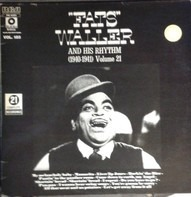 Fats Waller & His Rhythm - (1940-1941) Volume 21