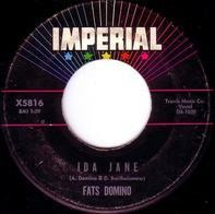 Fats Domino - Ida Jane / You Win Again