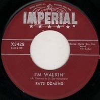 Fats Domino - I'm Walkin' / I'm In The Mood For Love