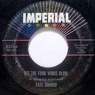 Fats Domino - Let The Four Winds Blow / Good Hearted Man