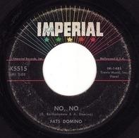 Fats Domino - Sick And Tired / No, No