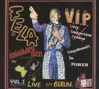 Fela Kuti - VIP/Authority Stealing (Remastered)