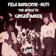 Fela Kuti - Live With Ginger Baker