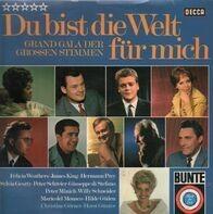 Felicia Weathers, James King, Hermann Prey,.. - Du Bist Die Welt Für Mich